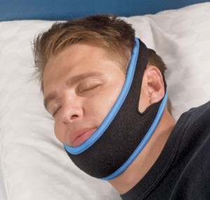 stop snoring solution chin strap