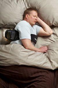 back pillow anti snoring