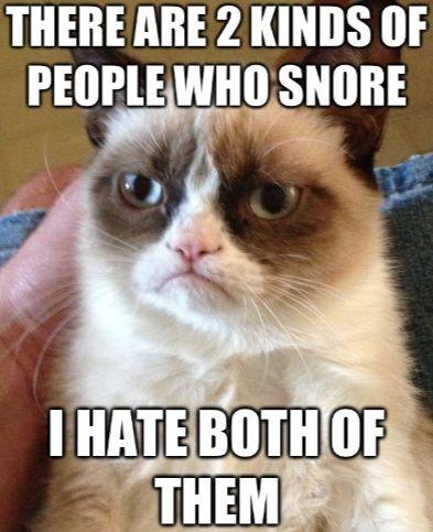 2 kinds of people who snore meme all top funny snoring jokes on one page top snoring solution