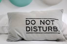 do not disturb pillow anti snoring blog