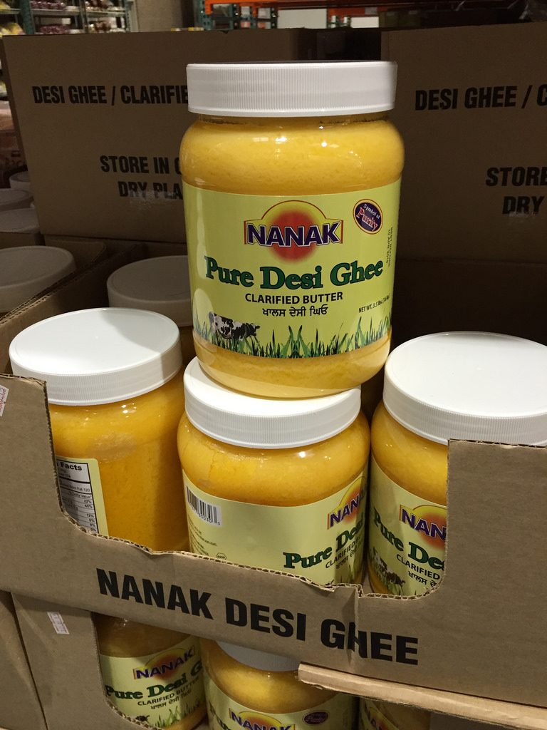 ghee is good for anti snoring