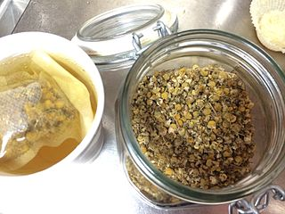 leaf chamomile tea for snoring relieve