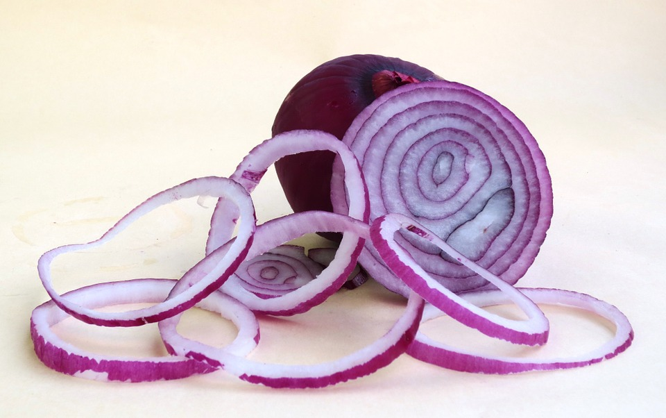 onion for anti snoring