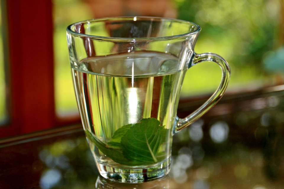 peppermint-tea relieve snoring
