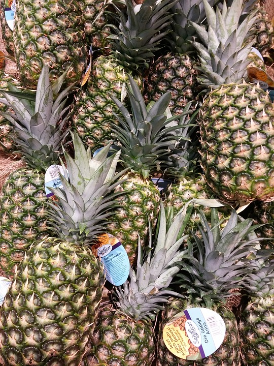 pineapple can help to reduce snoring
